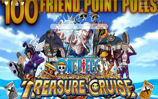 One Piece Treasure Cruise Wallpaper