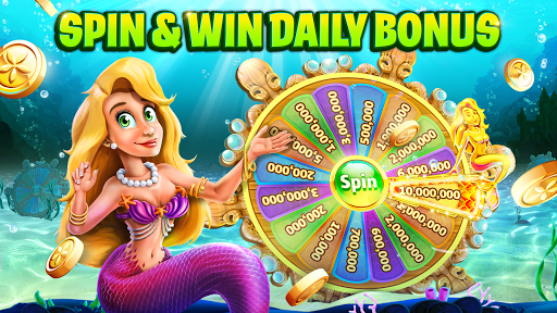 Gold Fish Casino Slots - FREE Slot Machine Games screenshot 3