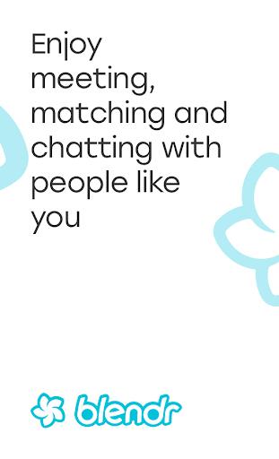 Blendr - Chat, Flirt & Meet 5.111.1 screenshots 2