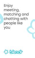 screenshot of Blendr - Chat, Flirt & Meet