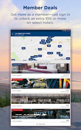 Travelocity Hotels & Flights 18.32.0 screenshots 13