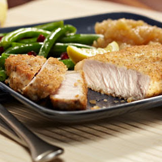 Parmesan Crusted Pork Chops.