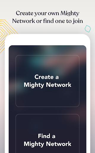Mighty Networks screenshot 1