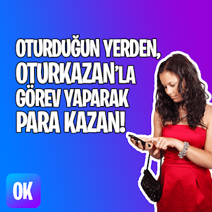 Download OturKazan - Görev Yap Para Kazan For PC Windows and Mac apk screenshot 7