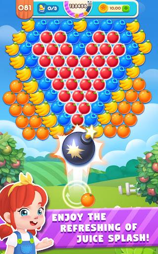 Bubble Blast: Fruit Splash painmod.com screenshots 13