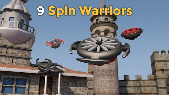 Spin Warriors Istanbul - náhled