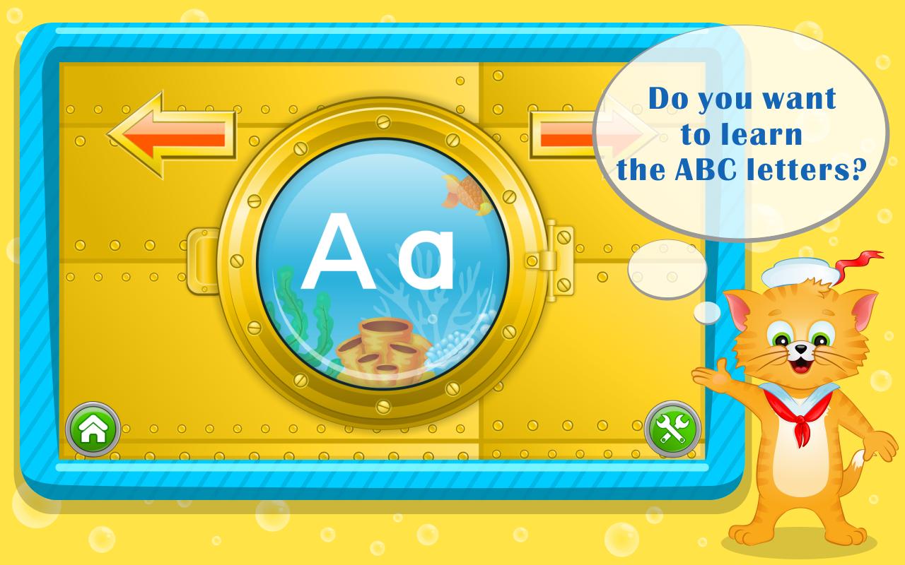 Kids ABC Letters- screenshot