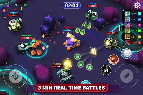 Tank Raid Online 2.66 Apk Mod (Unlimited Money) Latest Version Download 9