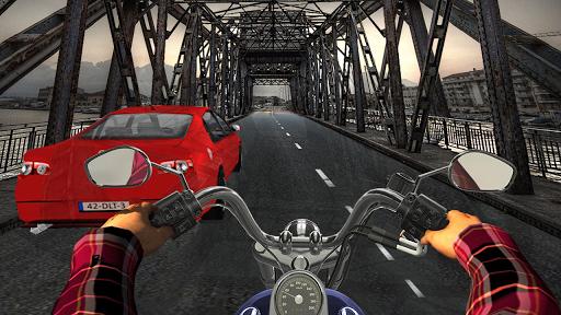 VR Ultimate Traffic Bike Racer 3D  screenshots 26