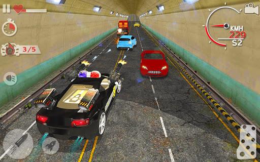 Télécharger Police Autoroute Chasse dans Ville - la criminalit APK MOD (Astuce) screenshots 5
