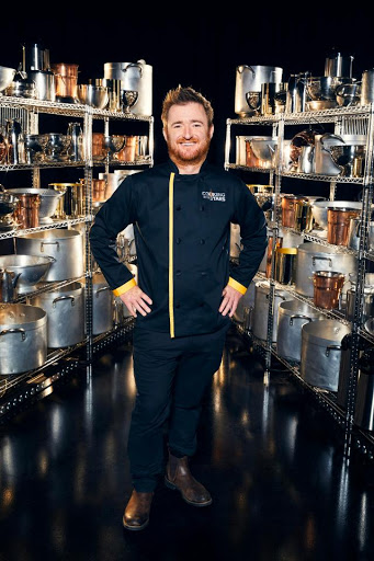 Who is Jack Stein on Cooking With The Stars and is he related to Rick Stein?