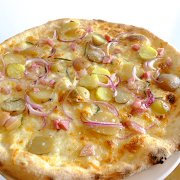 Patata & Pancetta Pizza
