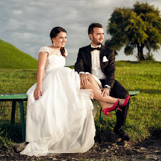 Wedding photographer Tomasz Paciorek (paciorek). Photo of 10.10.2015