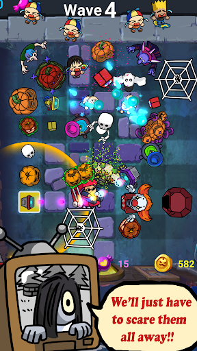 Haunted House TD for PC