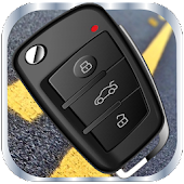 Car Key Lock Remote Simulator