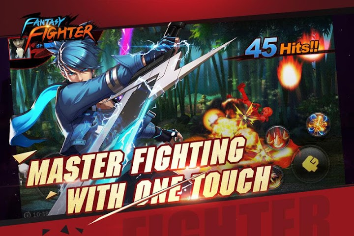 android Fantasy Fighter Screenshot 11