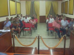 Photo: Muchos miembros asistieron.