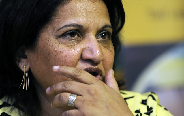 ANC deputy secretary-general Jessie Duarte. Picture: FINANCIAL MAIL