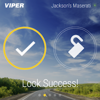 Screenshot of Viper SmartStart