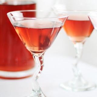 Santa's Helper Cocktail.
