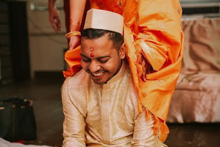 Pulmafotograaf Aniruddha Sen (aniruddhasen). Foto tehtud 12.07.2021
