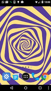 Download hypnotic wallpaper - live spiral wallpaper For PC Windows and Mac apk screenshot 2