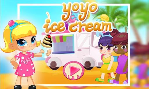 YoYo 冰激凌大師:制作冰激淋