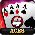 Four Aces - Classic Card Game icon