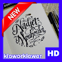 Hand Lettering Name HD APK icon