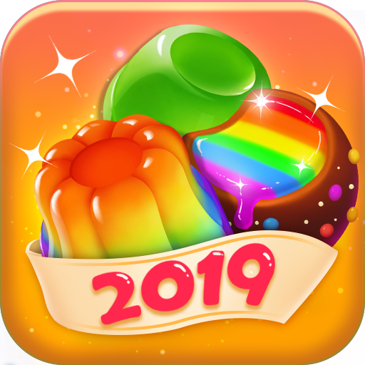 Jelly Jam Blast - Match 3 Games & Free Puzzle Game Icon