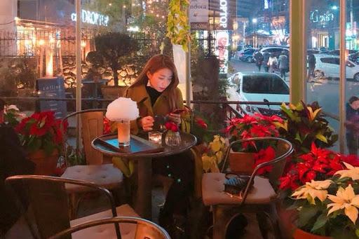 弘大咖啡廳 Colline