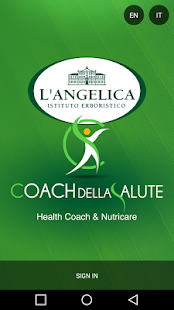 L'Angelica Coach della Salute - náhled