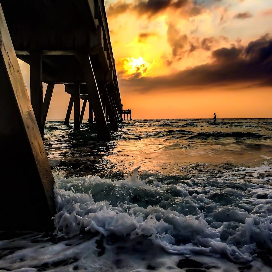 Beach Sunrise by Etta Cox - Instagram & Mobile iPhone (  )