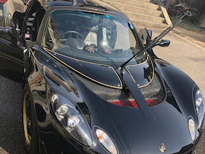エキシージ S  2010年式 英国仕様のタイプ72!のカスタム事例画像 タディさんの2019年05月11日23:06の投稿