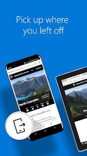 Microsoft Edge - trình duyệt web tốt nhất cho Android