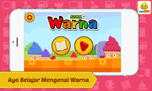 Belajar Warna + Suara  screenshots 11