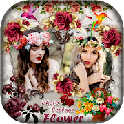 Free Flower Photo Collage Maker APK for Windows 8