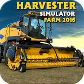 Harvester Simulator Farm 2016