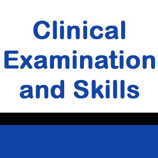 Clinical Examination & Skills 醫療 App LOGO-APP試玩