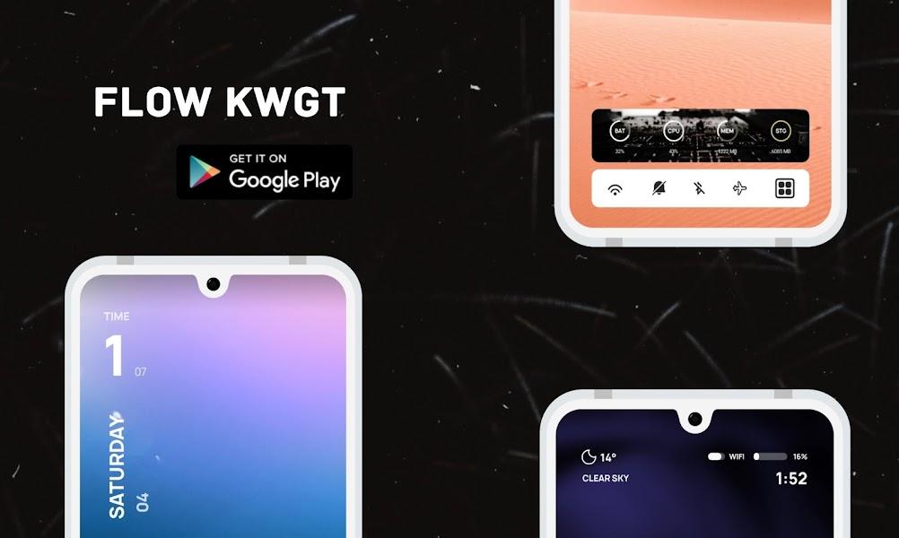 Flow KWGT