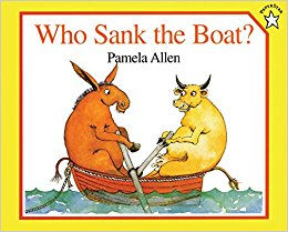Image result for who sank the boat