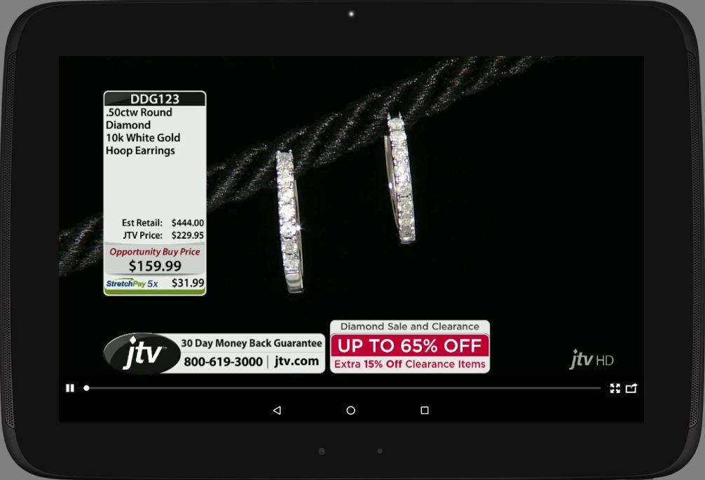 JTV Live- screenshot
