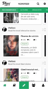 Tellarz - ✍  & 📖  Free Books anytime, anywhere- screenshot thumbnail