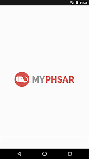 MyPhsar- screenshot thumbnail
