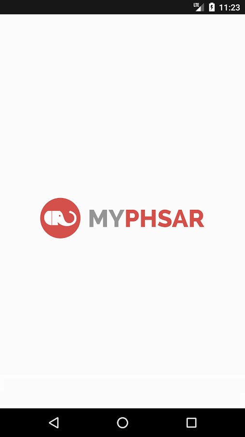 MyPhsar- screenshot