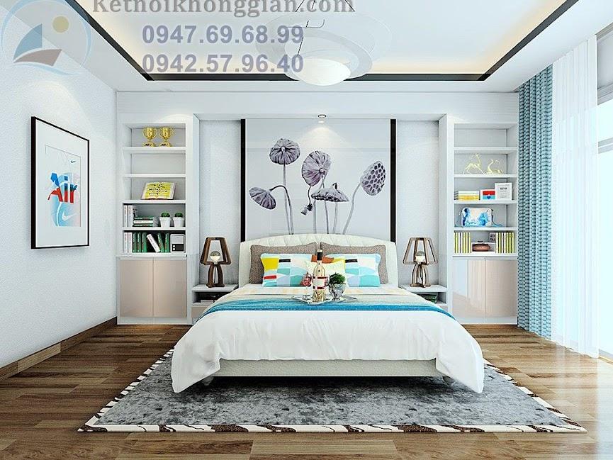 thiết kế căn hộ chung cư sang trọng