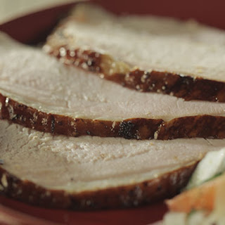 Citrus-Smoked Turkey Breast