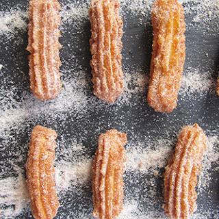 Churros Dessert Recipes