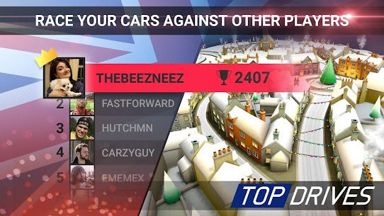 Download Top Drives  Android car racing game OBB 4