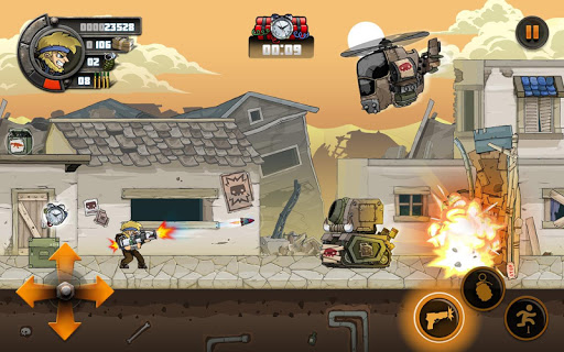 Metal Soldiers 2  captures d'u00e9cran 2